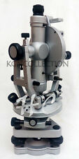20 Sec Angle Accuracy Transit Vernier Theodolite 15 With Box Survey Amp Topography