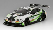 Bentley Continental Gt3 #8 Adac Gt Masters Team Abt Red Bull Ring 2016 1:43