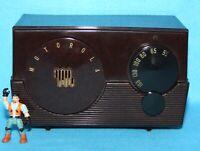 Vintage Radio MOTOROLA Bakelite Works Model 52R-11