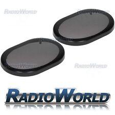 "6x9"" Speaker Grills/Covers Universal Fitment Pair Car/Caravan/Home"