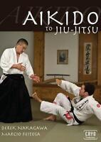 Aikido to BJJ DVD with Derek Nakagawa & Marcio Feitosa