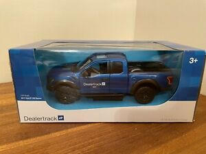 1/24 SCALE  2017 Ford F-150 Raptor DEALERTRACK A COX AUTOMOTIVE BRAND