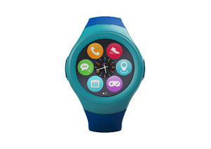 Timex FamilyConnect Space Blue Buckle Smart Watch MetroPCS Read Note