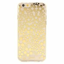 "Sonix Clear Cover Case Hard Rose iPhone 6 6S Plus 5.5"" Hello Daisy Gold Flowers"