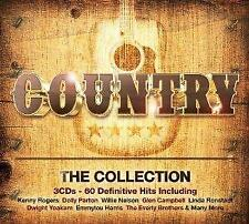 Country - The Collection - Various Artists (NEW CD)