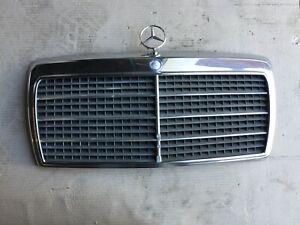 Mercedes-Benz W124 Coupe Kühlergrill mit Mercedesstern