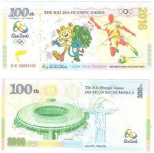 Billets des Amériques, de Brésil