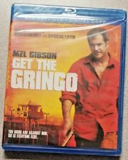 Get the Gringo (Blu-ray Disc, 2012, 2-Disc Set) Brand New Factory Sealed