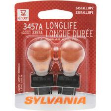 Turn Signal Light Bulb-Base Sylvania 3457ALL.BP2