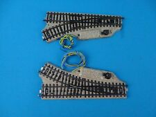 Marklin 5117 Pair Electric Turnouts 60-ies M Track