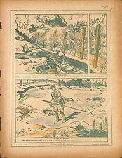 Camouflage aux Armées Feldgrau Poilu Téléphone Téléphonie Fil de Fer 1917 WWI