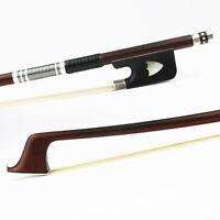 4/4 Size Advanced Pernambuco Cello Bow ,Fast response,Natural Horsehair