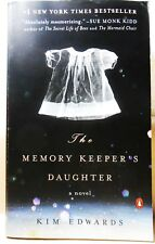 The Memory Keeper's Daughter Kim Edwards Novel 2006  Paperback Readers Guide