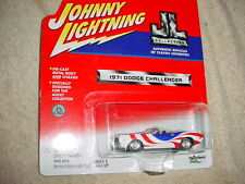 JOHNNY LIGHTNING JL COLLECTION 1971 DODGE CHALLENGER FREE USA SHIPPING