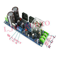GC LM3886TF Kit  AMP Board Dual Channel w Speaker Protection Rectifier Filter