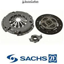 Clutch Kit FOR FIAT PUNTO 75bhp 05-ON 1.3 Diesel SACHS