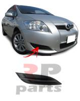 Pour Toyota Auris 2007-2010 Neuf Avant Foglight Grille Avec N° Fog Trou Coté O /