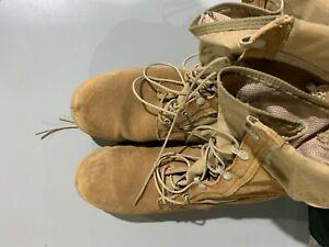 Authentic Combat Boots Size 10.5