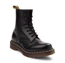 Women's black classic Dr. Martens boots brand new