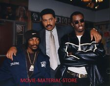 "P Diddy Snoop Dogg Steve Harvey 8x10"" Photo #L1646"
