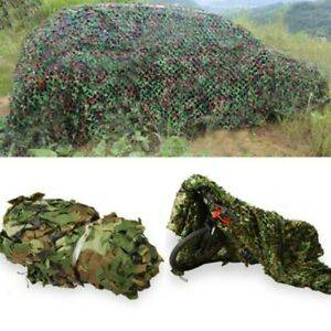 Camo Net Army Camping Military Woodland Shelter Photography Camouflage