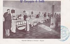 C689) CROCE ROSSA, OSPEDALE MILITARE DI FIRENZE, UN REPARTO.