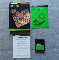 Mr. TNT Commodore 64 HES vintage computer cartridge game C64 1983 rare HESware