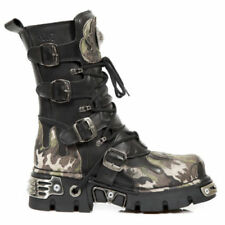 Camouflage Zip Shoes for Men