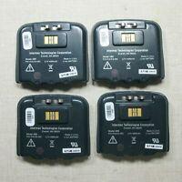 INTERMEC AB9 318-016-002 LOT OF 4 BATTERY 3.7V 4000MAH CN3/CN4 MOBILE COMPUTERS