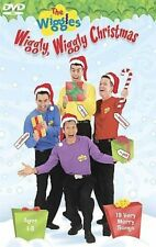 Wiggles, The: Wiggly Wiggly Christmas (DVD, 2003)