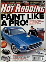 Popular Hot Rodding Magazine May 2013 Paint Like A Pro! 2015 SRT Cuda