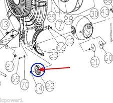 [BYG] [400339] Knob Fluted Billy Goat Force Blower F601S F601HS