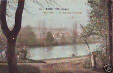 CPA Val-d'Oise Neuville Vue sur Jouy-le-Moutier p83237