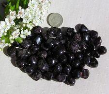 12 Stunning Deep Red Garnet Crystal Tumblestones