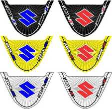DRZ400 Drz400sm Front Fender Graphic Kit 400Sm 400s 400 drz decals stickers
