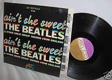 BEATLES-AIN'T SHE SWEET ATCO 33-169 STEREO rock VINYL RECORD ALBUM LP