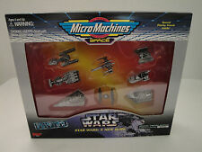 *MIB**LIMITED EDITION* Star Wars A NEW HOPE Micro Machines Space Collectors Set