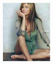 JENNIFER ANISTON AUTOGRAPHED SIGNED A4 PP POSTER PHOTO