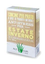 Concime 2KG BOTTOS NATURA GREEN Antistres per Estate Inverno - 100%Naturale
