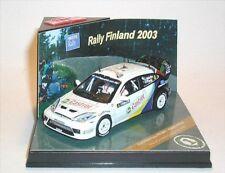 Ford Focus RS WRC No.4 Con Martin / con Park Rally Finlandia 2003
