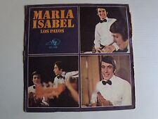 """LOS PAYOS : Maria Isabel / Compasion 7"""" 45T 1969 French HISPAVOX DISC AZ SG 103"""