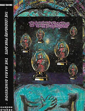 LEGENDARY PINK DOTS MARIA DIMENSION CASSETTE ALBUM EXPERIMENTAL PSYCHEDELIC ROCK
