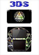 SKIN STICKER AUTOCOLLANT DECO POUR NINTENDO 3DS REF 173 ZELDA