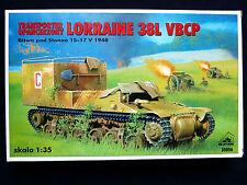 Lorraine 38L VBCP armored carrier, échelle 1/35 par rpm