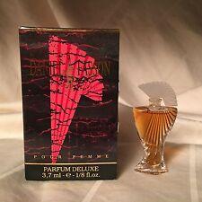 ** RARE VINTAGE 1990 DANIEL DE FASSON PARFUM DELUXE MINI 1/8 OZ  NEW IN BOX! **