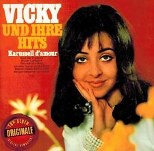 CD - Vicky Leandros - Vicky und ihre Hits - Karussell D'Amour
