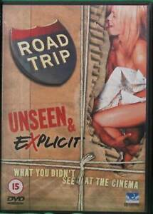 Road Trip - Unseen And Explicit (DVD, 2001)