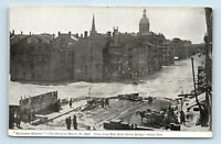 Rochester, NY - EARLY 1900s POSTCARD - 1865 FLOOD DISASTER - E MAIN ST - T1