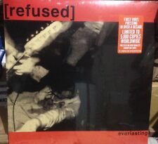 Refused - Everlasting EP vinyl SEALED