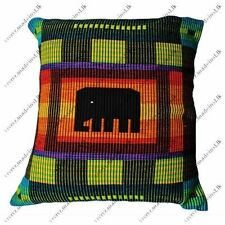 classy high quality 100% cotton cushion cover decorative pillow  for home decor